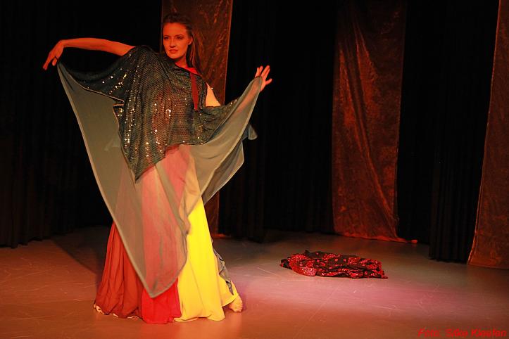 Hanan Kadur | Tanz der 7 Schleier