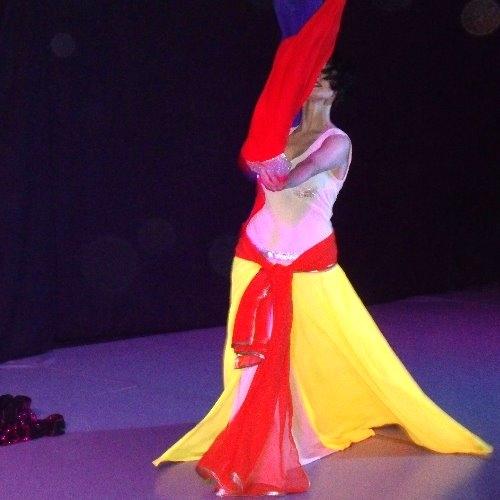 Tanz der sieben Schleier
