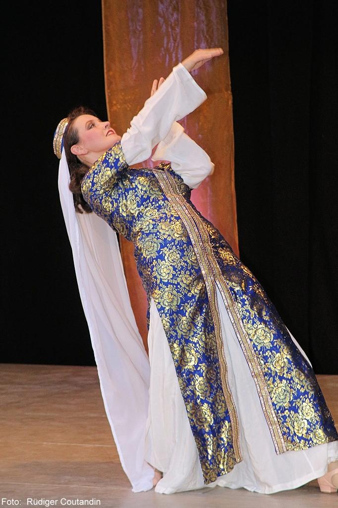 arabisch andalusischer Tanz