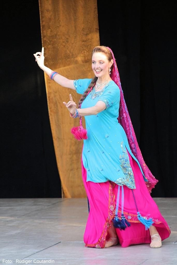 Tanz auf dem Punjab